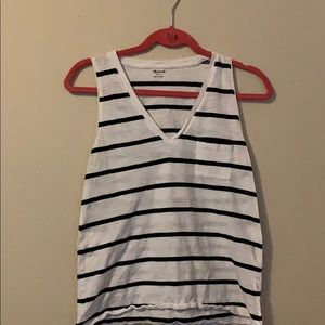 Madewell pocket tank